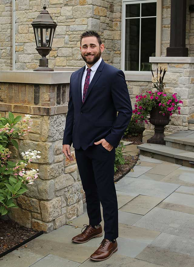 Andrew Smith Law Clerk Real Estate Law Firm - Meet the Team